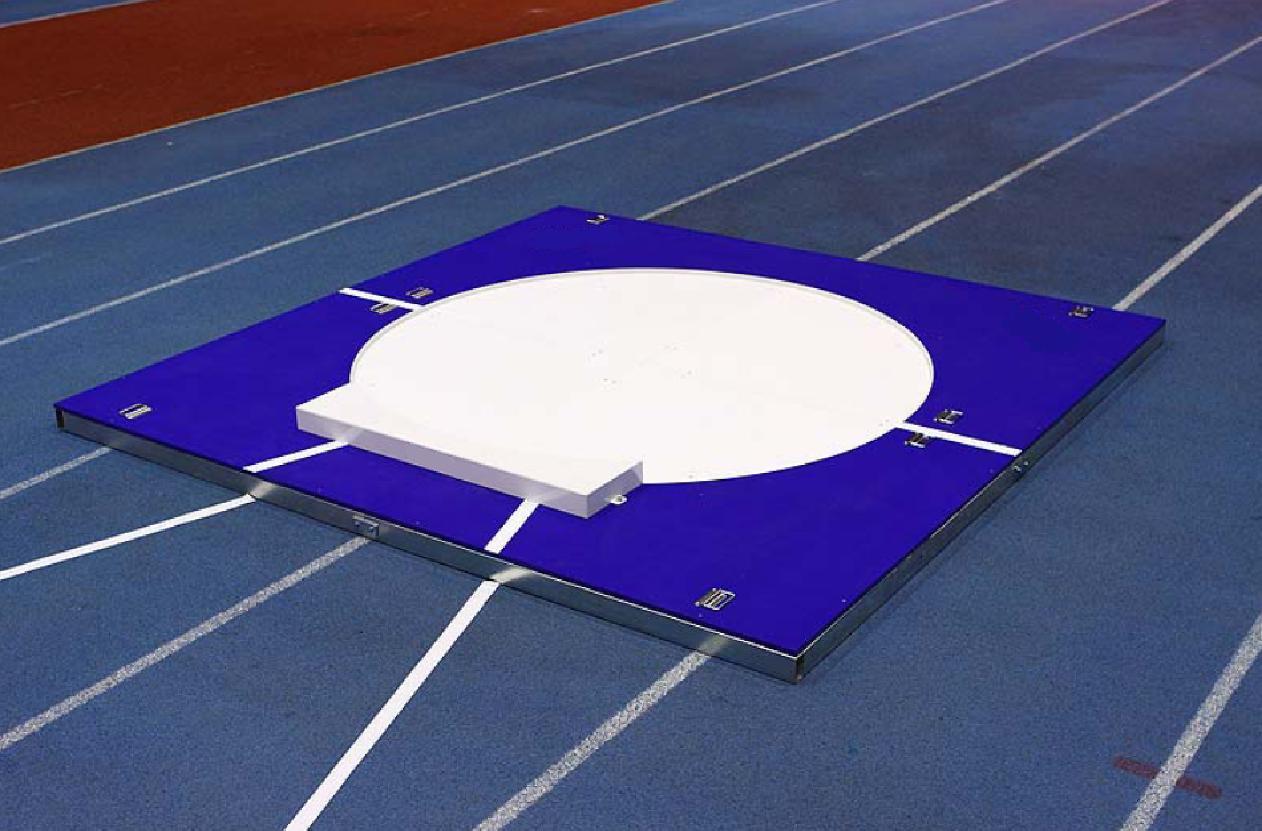 Plateau de Poids Indoor Polanik IAAF