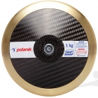 DISQUE HAUTE COMPETITION SUPER SPIN CARBONE POLANIK (88% RIM)