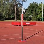 Poteaux hauteur POLANIK Acier STW14-04 Entrainement