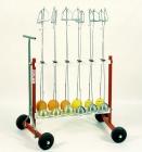 Rack 12 marteaux (roues)