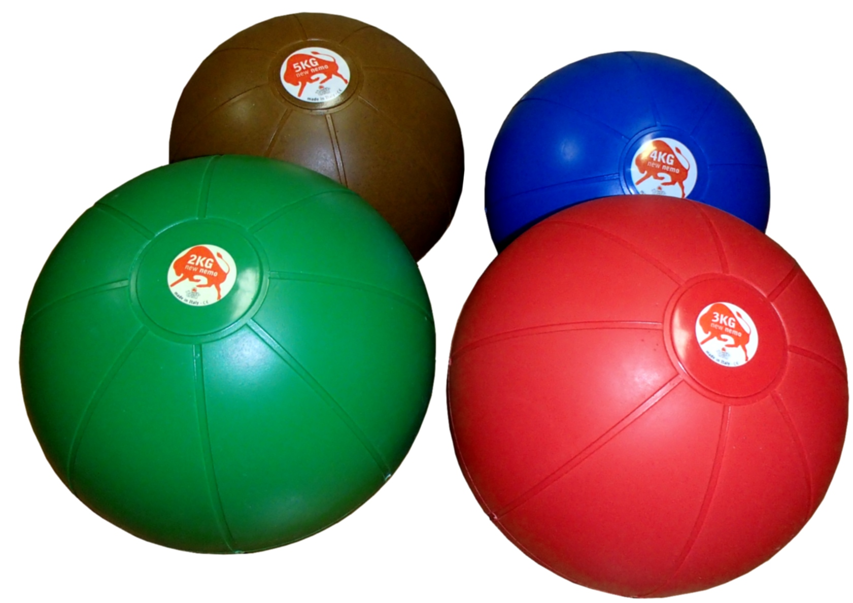 Medecine Ball Gros Diamètre