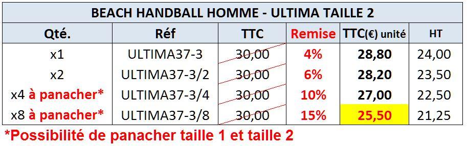 Beach Handball Ultima 37-3